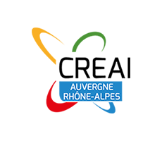 Logo CREAI Auvergne-Rhône-Alpes